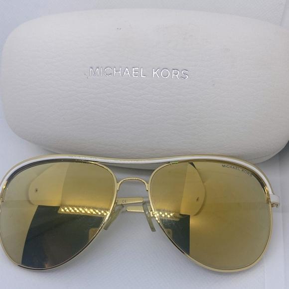 Authentic Michael Kors MK1012 Vivianna I Sunglasses